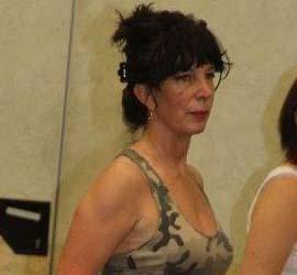 Silvia balla busto
